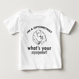 optometrist design baby T-Shirt