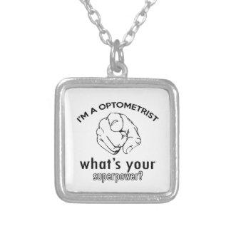 optometrist design jewelry