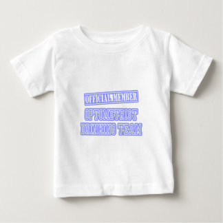 Optometrist Drinking Team Baby T-Shirt
