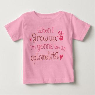 Optometrist (Future) Infant Baby T-Shirt
