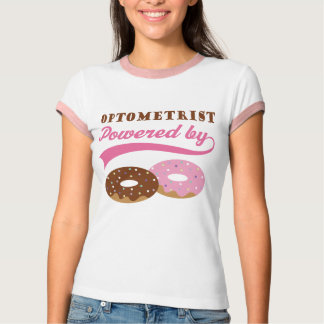 Optometrist Gift (Donuts) T-shirt