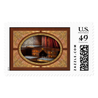 Optometrist - Glasses - Career paths Postage Stamps