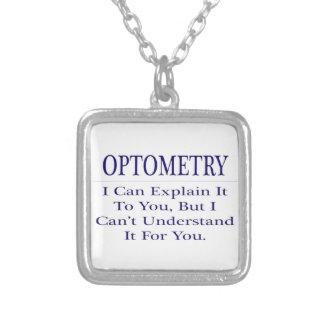 Optometrist Joke .. Explain Not Understand Jewelry