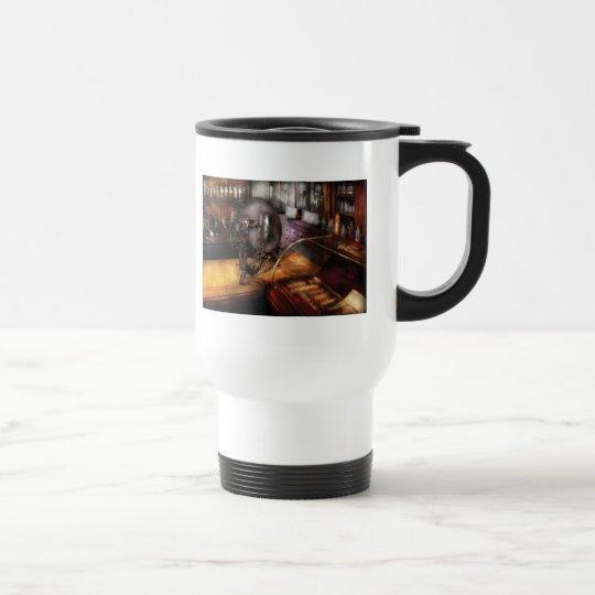 Optometrist - Number 1 or Number 2 Travel Mug