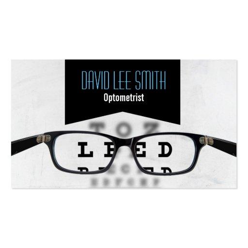 Optometrist ophthalmologist business card zazzle for Optometrist business card