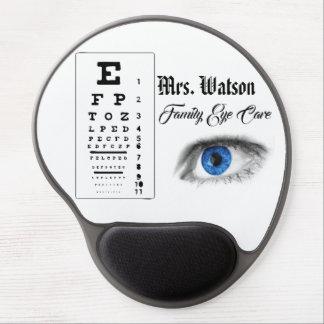Optometrist Ophthalmologist Eye Destiny'S Destiny Gel Mouse Pad