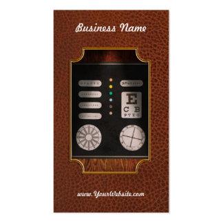 Optometrist - Optical Confusion Business Card