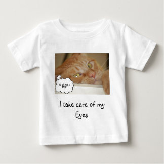 Optometrista del humor del oculista t shirt