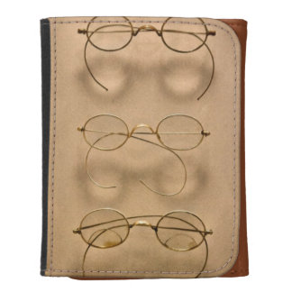 Optometrista - marcos simples del oro