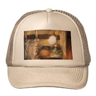 Optometrista - soporte de la noche gorras