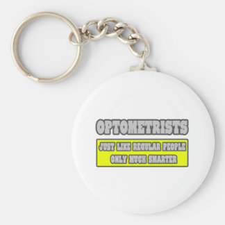 Optometrists...Much Smarter Key Chains