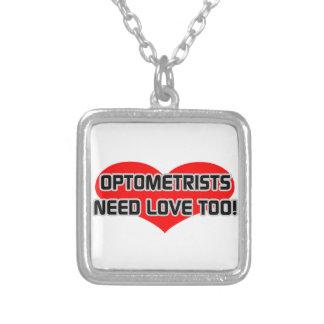 Optometrists Need Love Too Custom Jewelry
