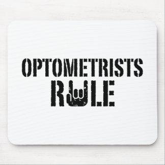 Optometrists Rule Mousepad