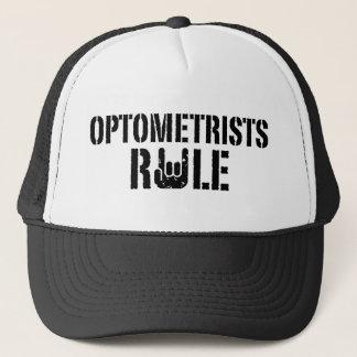 Optometrists Rule Trucker Hat
