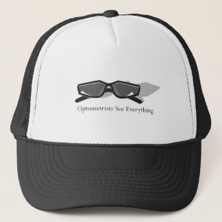 Optometrists See Everything Trucker Hat