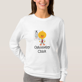 Optometry Chick Hoodie