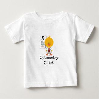 Optometry Chick Infant Tee Shirt