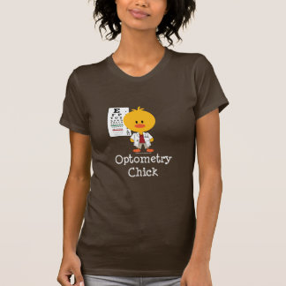 Optometry Chick T-shirt