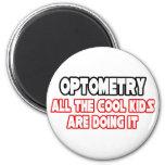 Optometry...Cool Kids Magnets