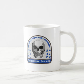Optometry Division - Galactic Conquest Command Coffee Mug