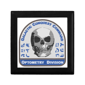 Optometry Division - Galactic Conquest Command Keepsake Box