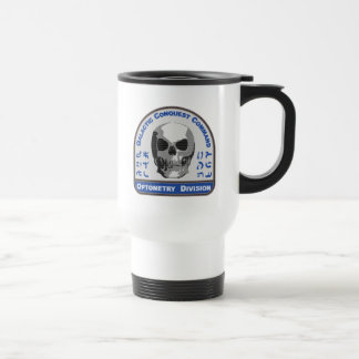 Optometry Division - Galactic Conquest Command Travel Mug