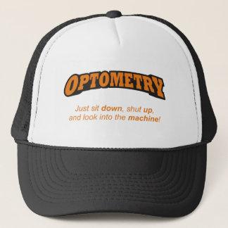 Optometry / Machine Trucker Hat
