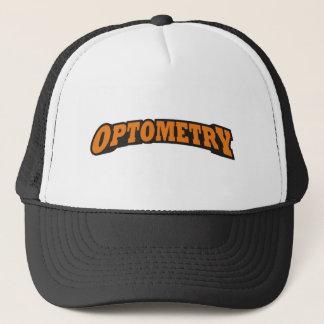 Optometry (Orange) Trucker Hat