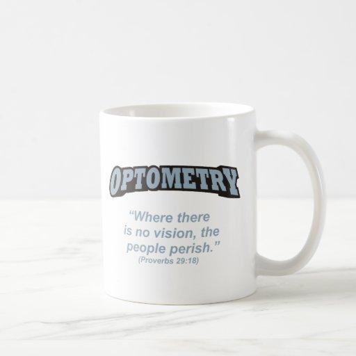 Optometry / Perish Coffee Mug