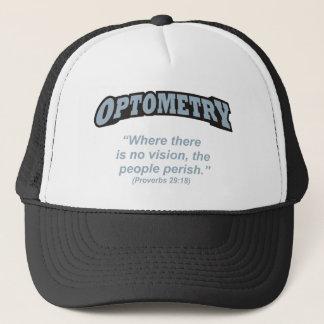 Optometry / Perish Trucker Hat