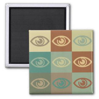 Optometry Pop Art Magnet