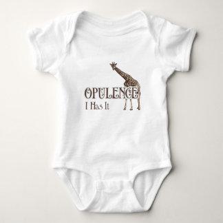 OPULENCE 2 BABY BODYSUIT