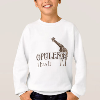 OPULENCE 2 SWEATSHIRT