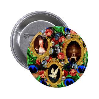 Opulence Pinback Buttons