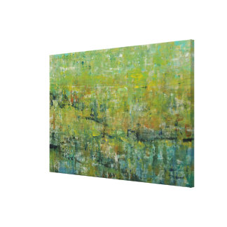 Opulent Field II Canvas Print