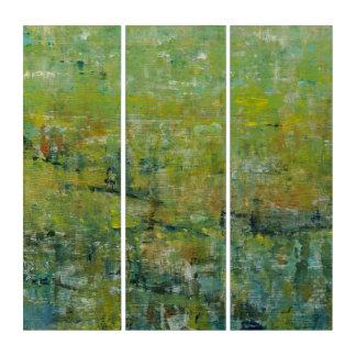 Opulent Field II Triptych