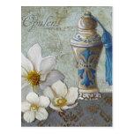 Opulent Perfume Postcard