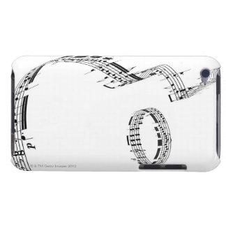 Opus 7 iPod Case-Mate case