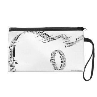 Opus 7 wristlet purse