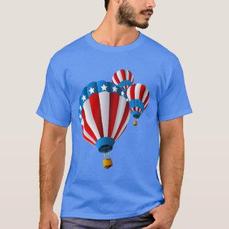 OPUS American Hot Air Balloon T-Shirt