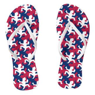 OPUS American Lizards Flip Flops