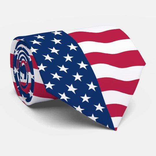 OPUS American Patriotic Tie