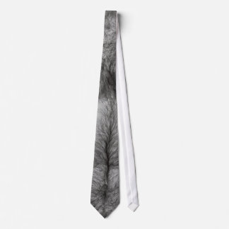 OPUS B&W Perfect Hairy Chest and Stomach Neck Tie