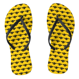 OPUS Bees Flip Flops
