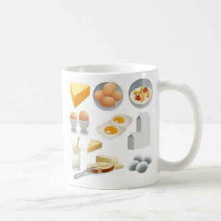 OPUS Breakfast Coffee Mug