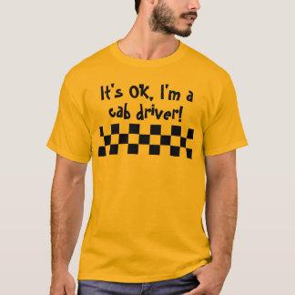 OPUS Cab Driver T-Shirt