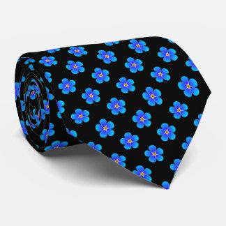 OPUS CHANGEABLE Forget Me Not Neck Tie