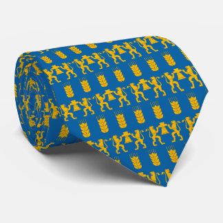 OPUS CHANGEABLE Golden Bell and Golden Corn Spike Tie