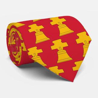 OPUS CHANGEABLE Golden Bell Neck Tie