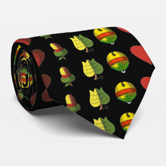 OPUS CHANGEABLE Hungarian Card Tie